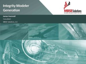 MBSE Solutions_Integrity Modeler Generation